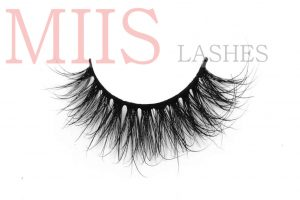 brown eyelash extensions