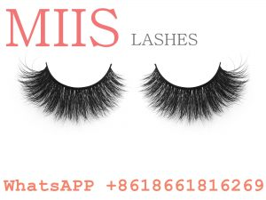 eyelash wholesale custom