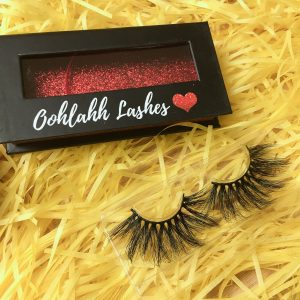 cheap eyelash packaging box